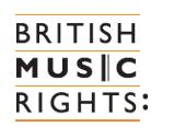 British Music Rights